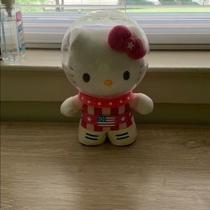 Hello Kitty Astronaut plush
